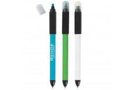 Twin-Write Pen/Highlighter