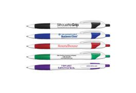 Silhouette Grip Ballpoint Pen