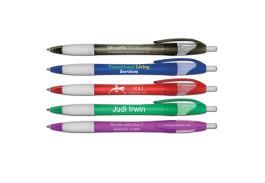 Silhouette Translucent Ballpoint Pen