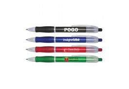 Pogo Retractable Ball Point Pen