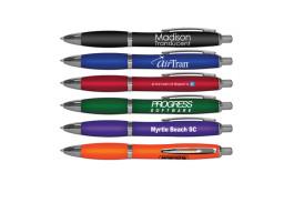 Madison Translucent Ball Point Pen