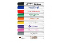 Low Odor Chisel Tip Dry Erase Markers