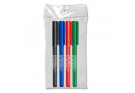 Note Writers 4 Pack Fine Point Marker Set