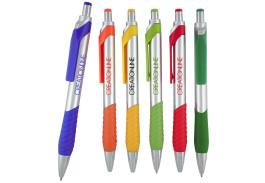 Savino Silver Ballpoint Pen