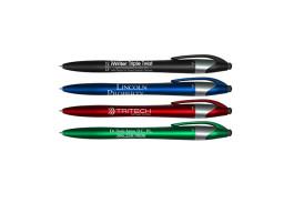 iWriter® Triple Twist 3 Color Ink Pen & Stylus