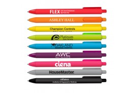 FLEX – Soft Touch Rubberized Ball Point Pen